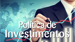 Política de Investimento 2019