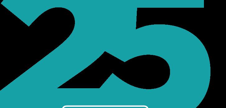 25 ANOS CUIDANDO DE QUEM CUIDA DA GENTE