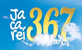Parabéns Jacareí – 367 anos