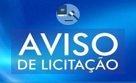 AVISO DE LICITAÇÃO – TOMADA DE PREÇO – Nº 001/2020